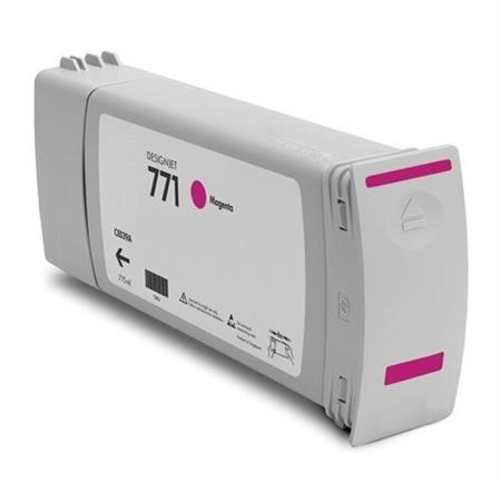 HP 771 (CE039A) Magenta Remanufactured Ink Cartridge