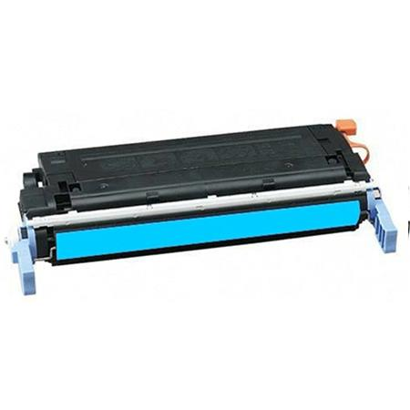 HP Color LaserJet C9721A Cyan Remanufactured Print Cartridge