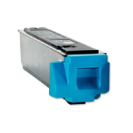 Kyocera TK152 Cyan Remanufactured Toner Cartridge