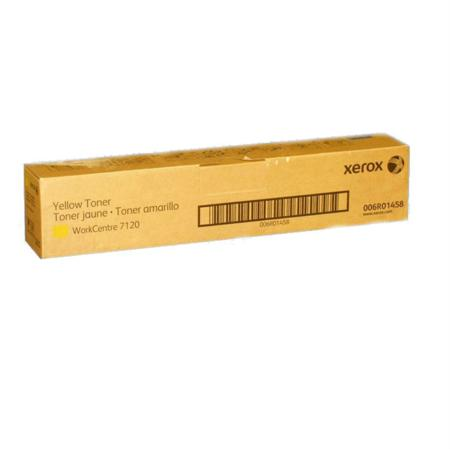 Xerox 006R01458 Yellow Original Toner Cartridge