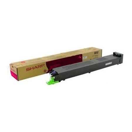 Sharp MX23NTMA Magenta original Toner Cartridge