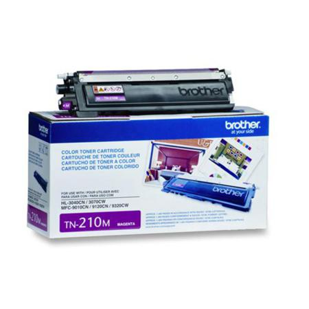 Brother TN210M Magenta Original Laser Toner Cartridge