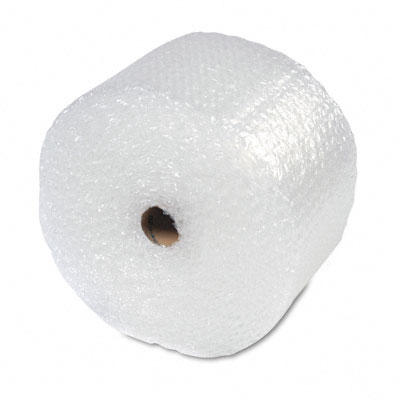 Bubble Wrap Cushioning Material In Dispenser Box 5/16InchInch Thick 12InchInch x 100ft