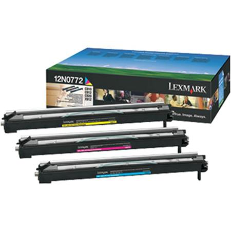 Lexmark 12N0772 Original Colour Photodeveloper Kit