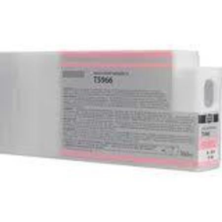 Compatible Light Magenta Epson T5966 Ink Cartridge (Replaces Epson T596600)