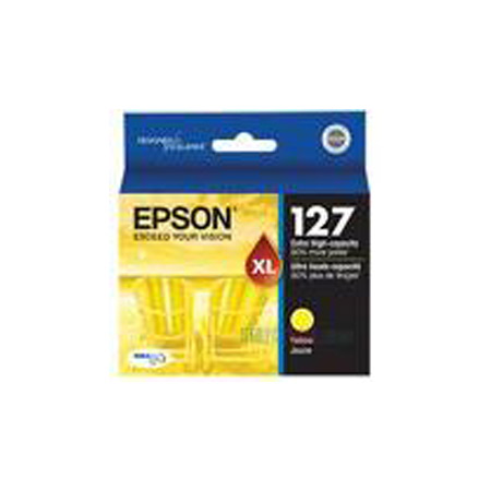 Epson 127 Yellow Original Extra High-capacity Ink cartridge