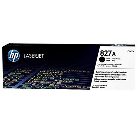 HP 827A Black Original Toner Cartridge (CF300A)