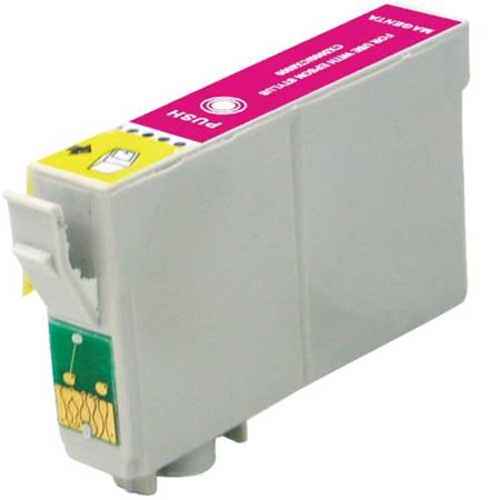 Epson T0693 (T069320) Standard Capacity Magenta Remanufactured Ink Cartridge