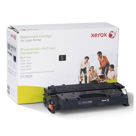 Xerox Premium Replacement Black Extended Capacity Toner Cartridge for HP 80X (CF280X)