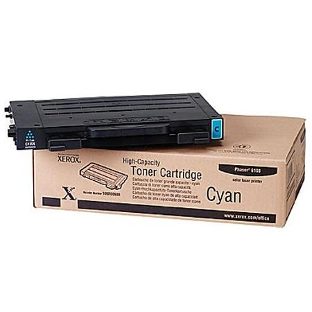 Xerox 106R00680 Cyan Original High Capacity Toner Cartridge