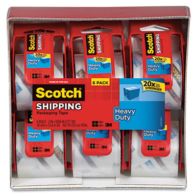 Scotch Super Strong Packaging Tape With Despenser