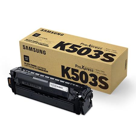 Samsung CLT-K503S Black Original Standard Capacity Toner Cartridge