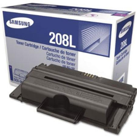 Samsung MLT-D208L Black Original Laser Toner Cartridge