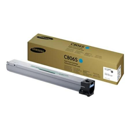 Samsung MLT-C806S Original Cyan Toner Cartridge
