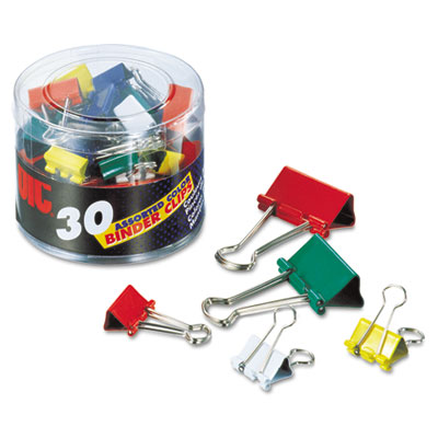 OIC Binder Clip Assortment