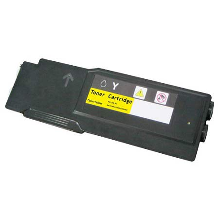 Dell RGJCW Original High Capacity Yellow Toner Cartridge (331-8426)