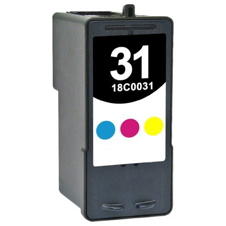 Lexmark No. 31 (18C0031) Photo Remanufactured Print Cartridge