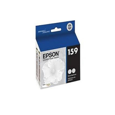 Epson T1591 (T159120) High-Gloss Original Black Ink Cartridge