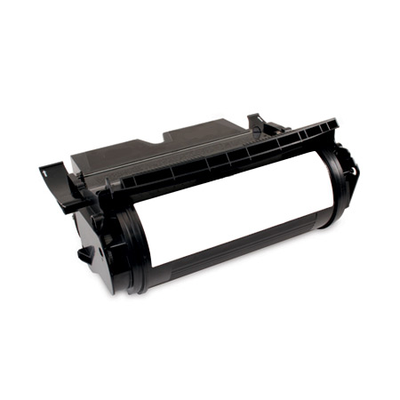 Lexmark 12A6835 Remanufactured Black Toner Cartridge