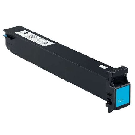 Konica Minolta TN313 Cyan Remanufactured Toner Cartridge