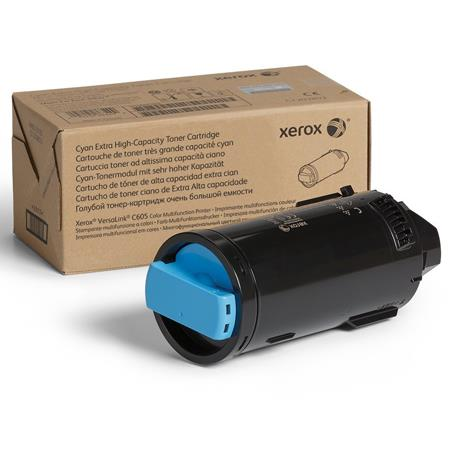 Xerox 106R04010 Cyan Original Extra High Capacity Toner Cartridge