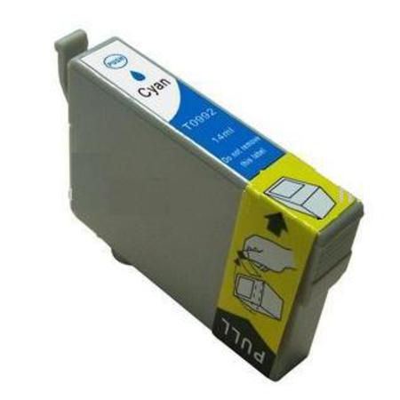 Epson T0992/T0982 Cyan Remanufactured High Yield Ink Cartridge