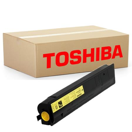Toshiba TFC200UY Yellow Original Toner Cartridge