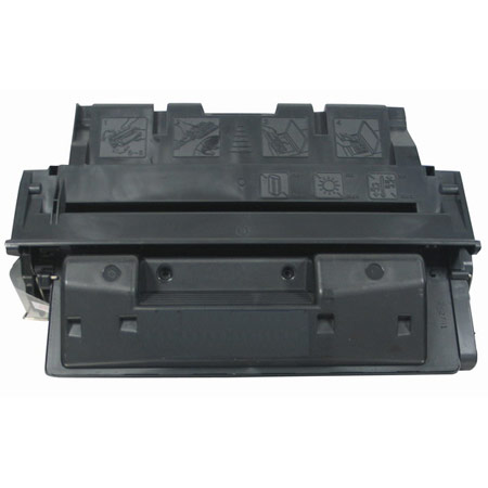 Compatible Black HP 61A Standard Yield Toner Cartridge (Replaces HP C8061A)