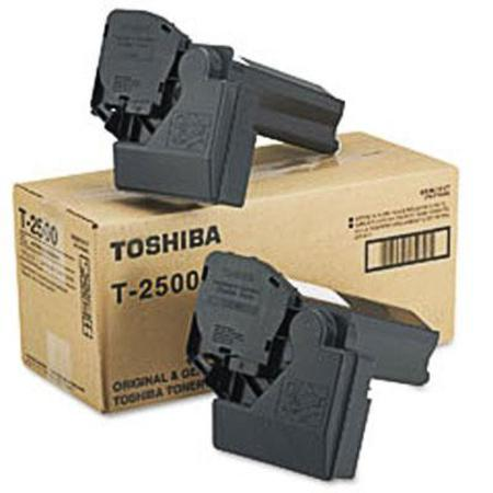 Toshiba T-2500 Black Original Toner Cartridge