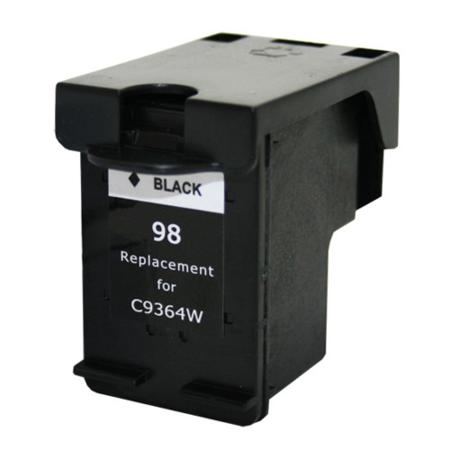 HP 98 Black Remanufactured Inkjet Print Cartridge (C9364WN)