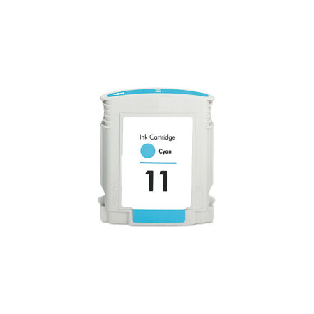 Compatible Cyan HP 11 Ink Cartridge (Replaces HP C4836AN)