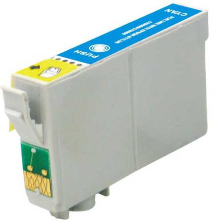 Epson T0682 (T068220) Cyan High Capacity Remanufactured Cartridge