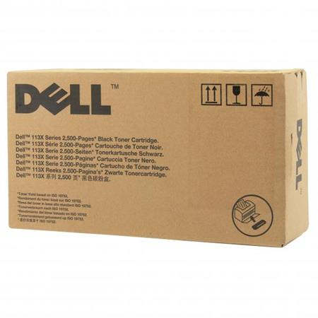 Dell 331-7327 (PVVWC) Black Original Standard Capacity Toner Cartridge