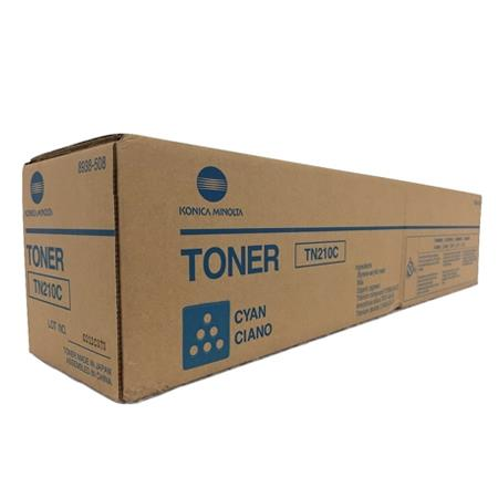Konica-Minolta TN210 (8938-508) Cyan Original Toner Cartridge