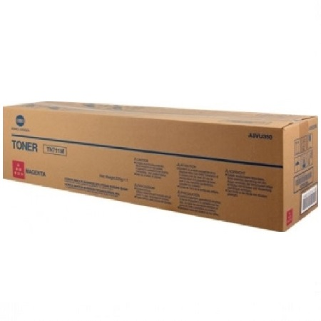 Konica Minolta TN711 Magenta Original Toner Cartridge