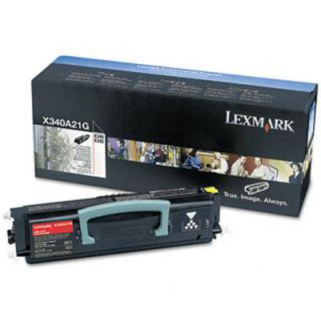 Lexmark X340A21G Original Toner Cartridge