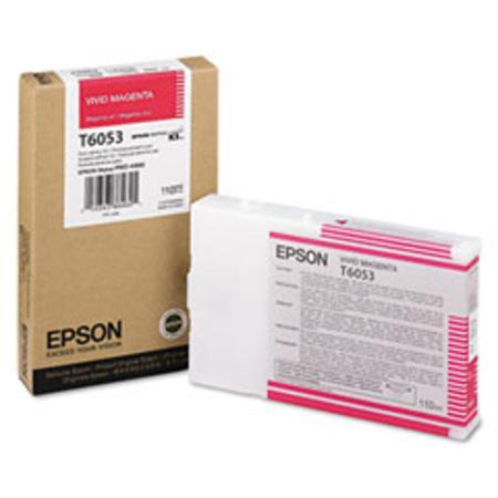 Epson T6053 (T605300) Original Magenta Ink Cartridge