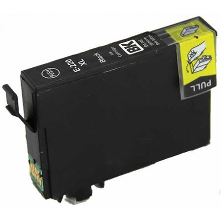 Epson 220XL Black Remanufacured High Capacity Ink Cartridge (T220XL120)