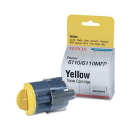 Xerox 106R01273 Yellow Original Toner Cartridge