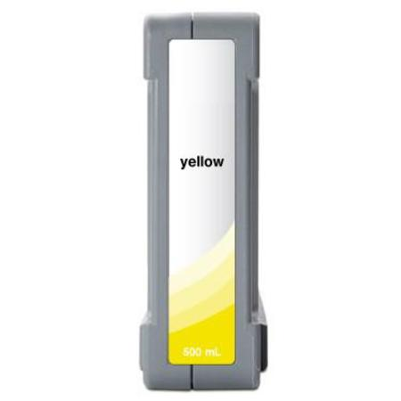 Compatible Yellow Seiko IP6-101 Eco-Solvent Ink Cartridge