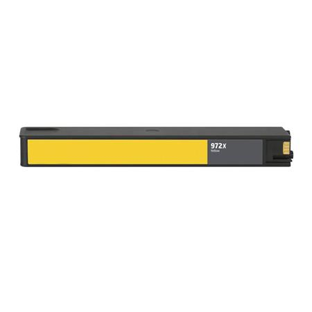 HP 972X (L0S04AN) Yellow Remanufactured High Capacity Ink Cartridge