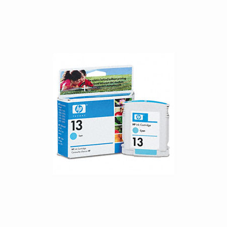 HP 13 Cyan Original Ink Cartridge (C4815A)