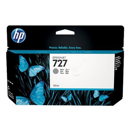 HP 727 Grey Original High Capacity Ink Cartridge