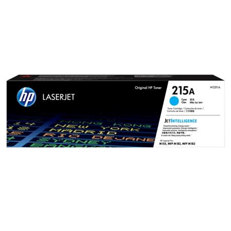 HP 215A (W2311A) Cyan Original Standard Capacity Toner Cartridge