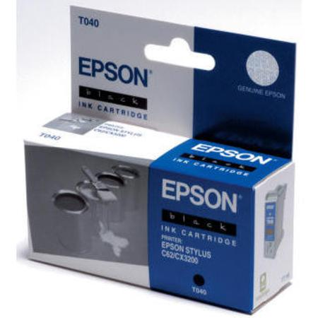 Epson T040 (T040120) Original Black Ink Cartridge