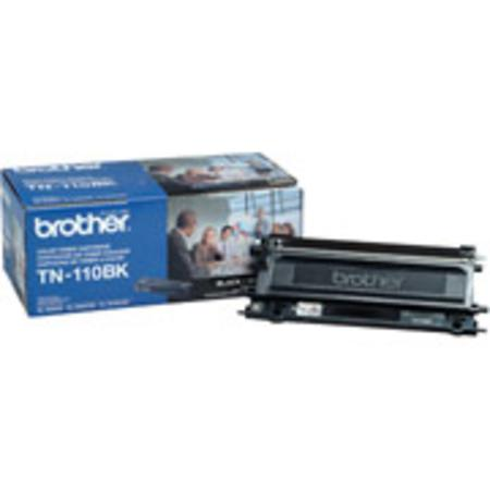 Brother TN110BK Original Black Laser Toner