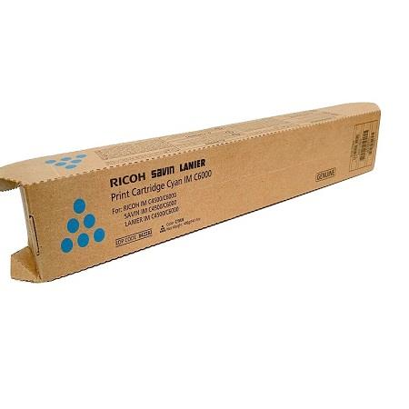 Ricoh 842282 Cyan Original Toner Cartridge