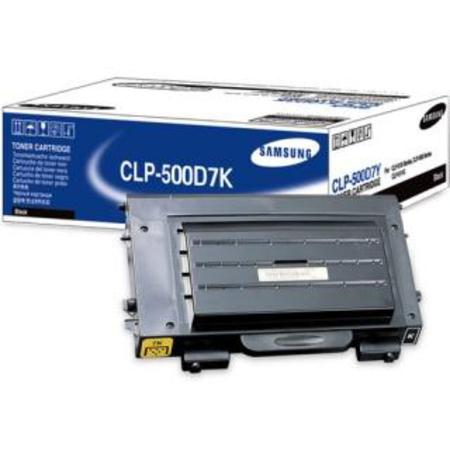 Samsung CLP-500D7K Original Black Toner Cartridge