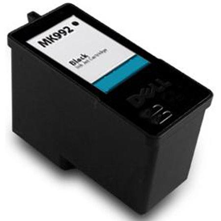 Dell MK992 Remanufactured Black High Yield Ink Cartridge (Series 9)