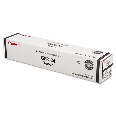 Canon GPR-34 Original Black Toner Cartridge (2786B003AA)